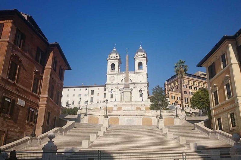 imagem de Roma - Piazza di Spagna - Italia - SuoViaggio©