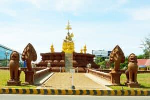 imagem da Siem Reap Camboja