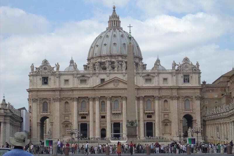 imagem do Vaticano - SuoViaggio©