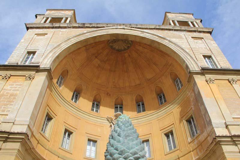 imagem dos Museus do Vaticano - SuoViaggio©