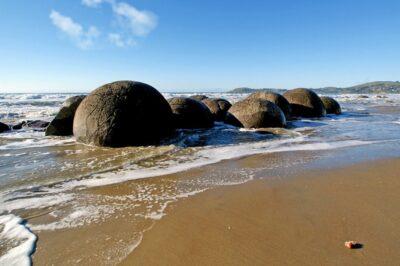 Nova Zelândia Koekohe Rocks