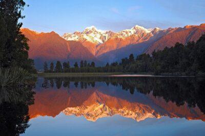 Nova Zelândia Mount Cook/Aoraki