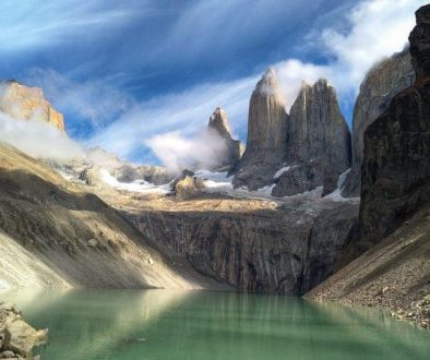 Chile Patagônia Base de las Torres del Paine - Foto: felix.ilabaca