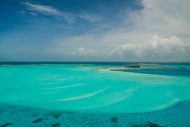 Caribe Colombia San Andrés