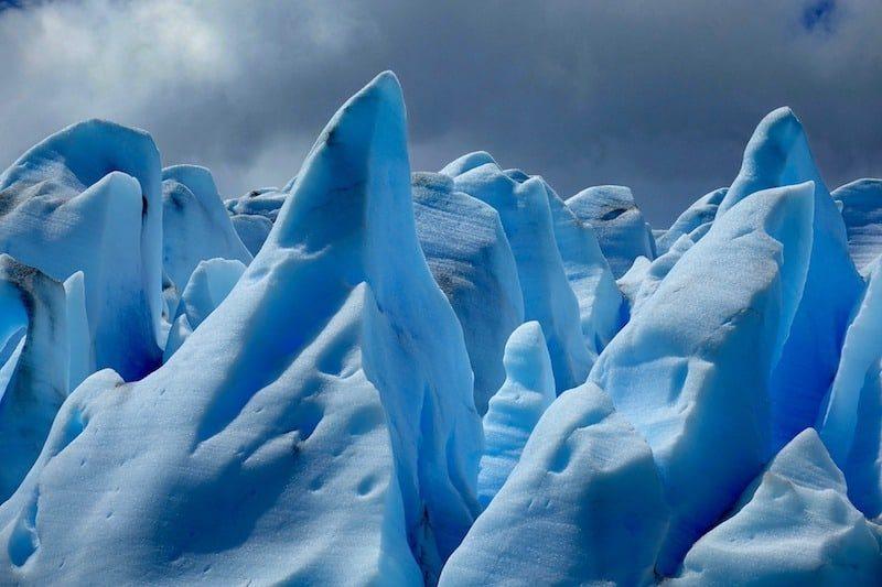 Chile Patagônia Glacier Grey