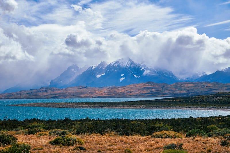 Chile Patagônia Lago Sarmiento - Foto: deensel
