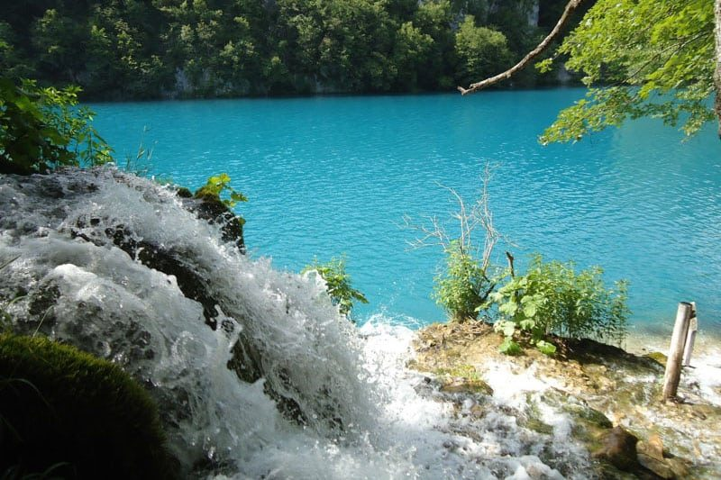 Croácia Parque De Plitvice
