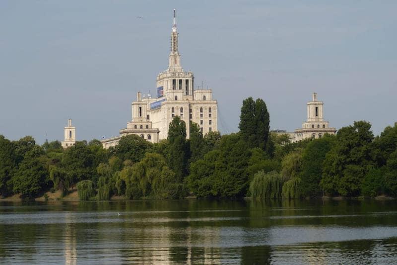 Cruzeiros em Bucareste