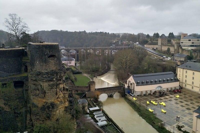 Cruzeiros em Luxemburgo - Foto: domjisch