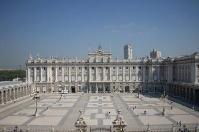 Cruzeiros em Madri