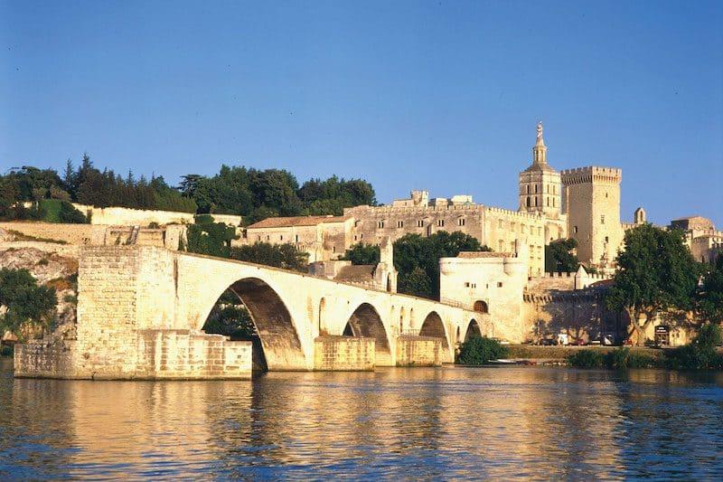 Cruzeiros em Avignon
