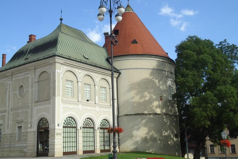 Zagreb Palácio do Bispo
