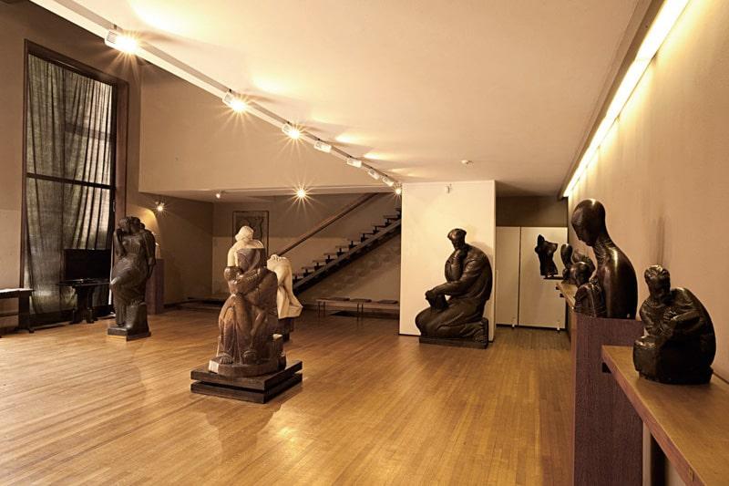 Zagreb Galeria Museu Mestrovic