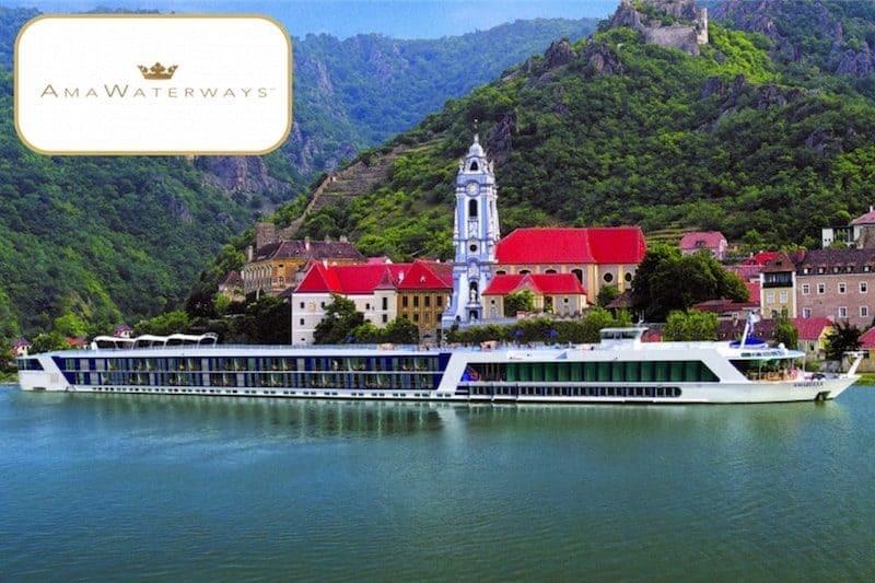 Ama Waterways - ZAffiro Viagens - SuoViaggio