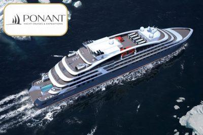 Ponant Cruises ZAffiro Viagens SuoViaggio