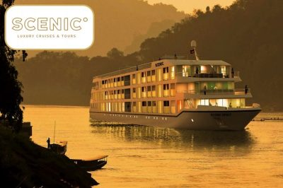 Scenic Luxury Cruises ZAffiro Viagens SuoViaggio