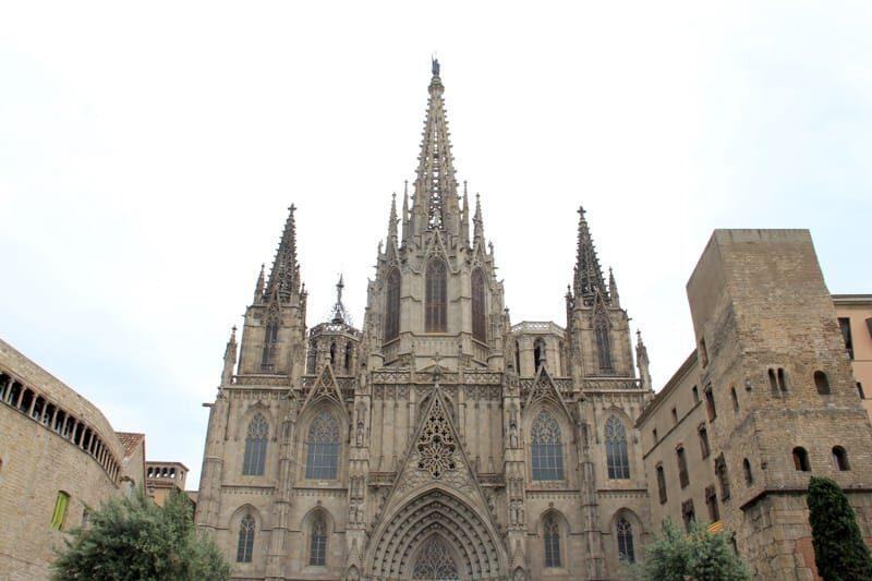 Barcelona Catedral - Foto: SuoViaggio©