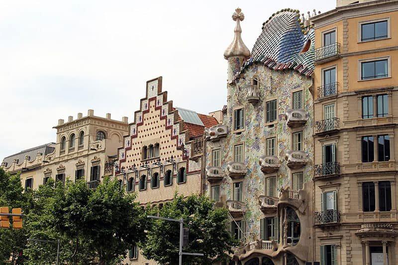 Barcelona Illa de la Discòrdia - Foto: Fred Romero