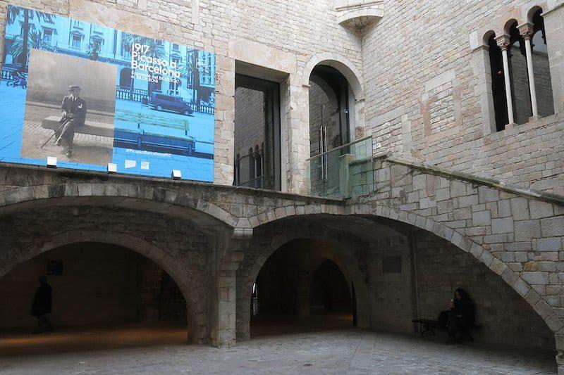 Barecelona Museu Picasso - Foto Enric