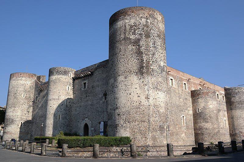 Catania Castelo Ursino