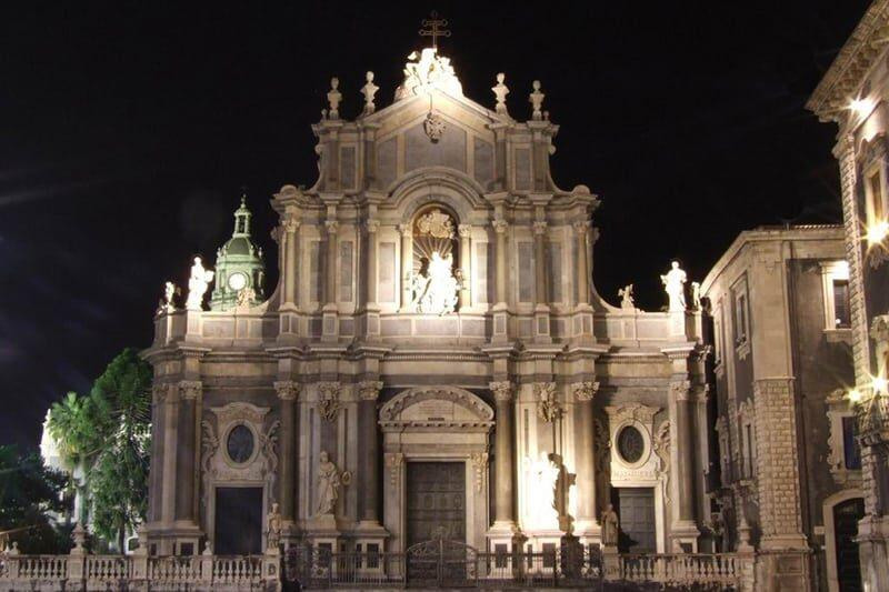 Catania Catedral de Santa Agata