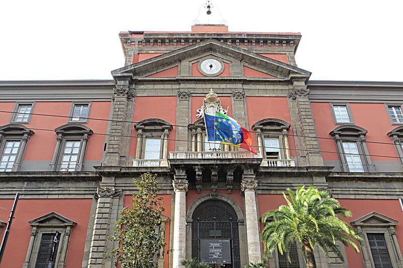 Nápoles Museu Arqueologico Nacional