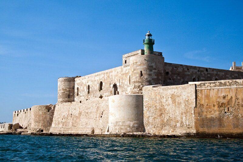 Siracusa Castelo Maniace