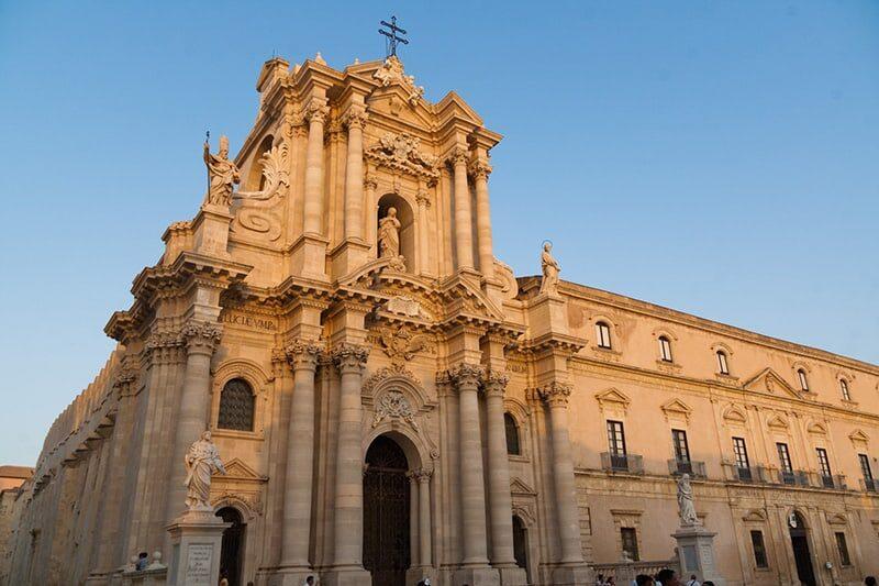 Siracusa Duomo