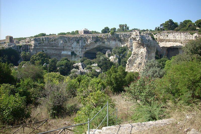 Siracusa Parque Arqueológico de Neapolis SuoViaggio©