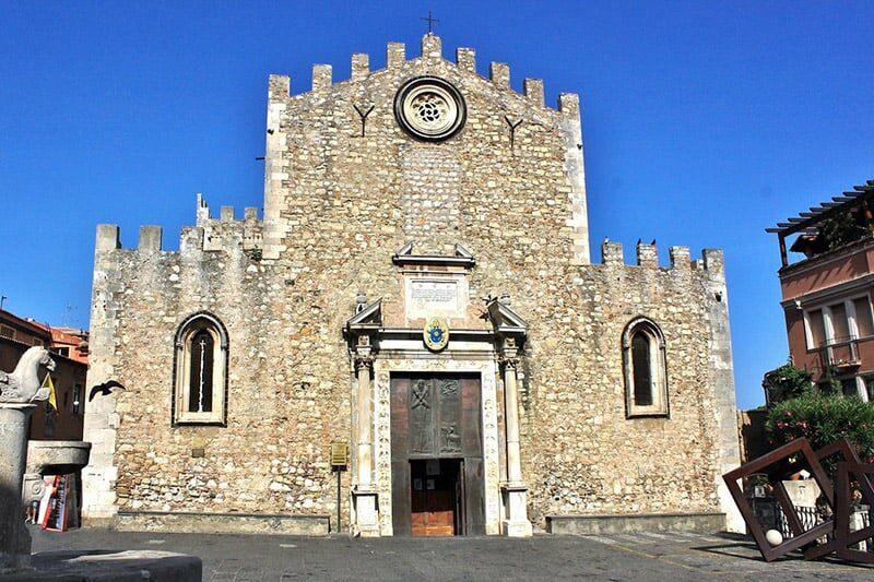 Taormina Catedral